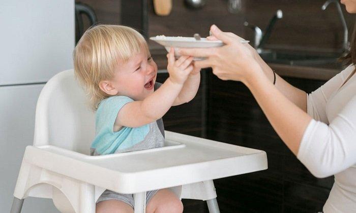 Dinh dưỡng cho trẻ 2 tuổi