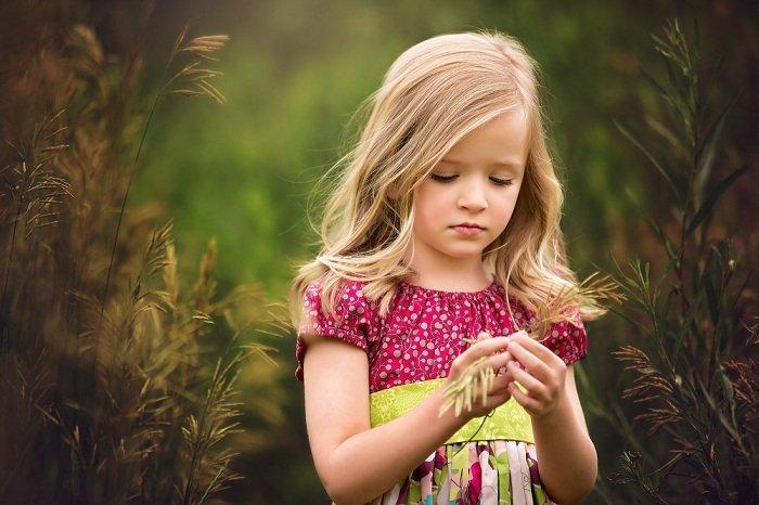 Trẻ sống tích cực