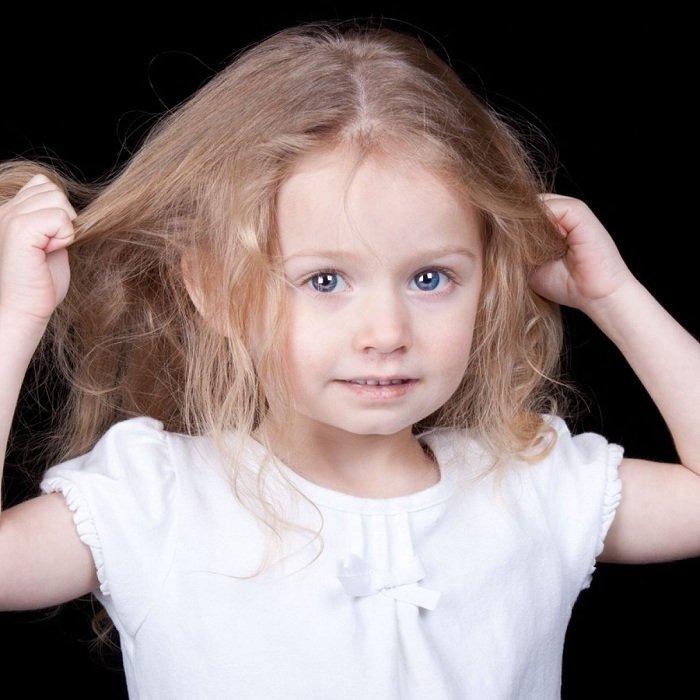 Thay đổi thói quen giật tóc
