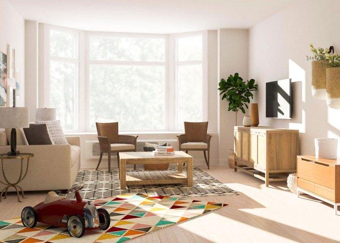 thiết kế nội thất an toàn cho trẻ
