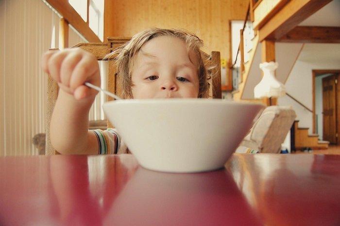 Con kén ăn, bố mẹ hãy áp dụng 5 tuyệt chiêu này