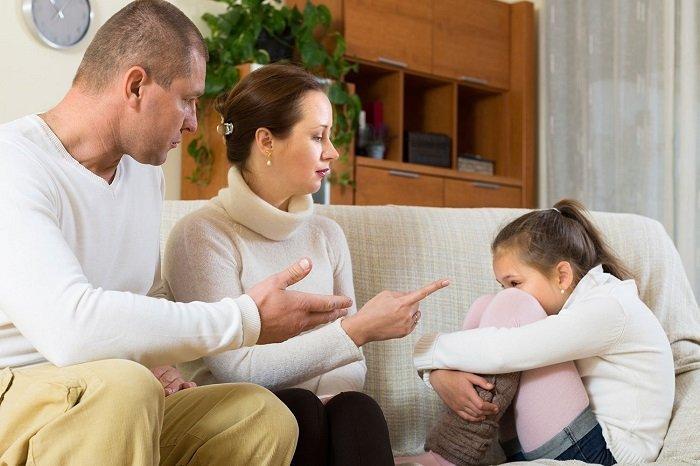 Đánh mắng trẻ ở bất kỳ độ tuổi nào đều không đem lại hiệu quả.
