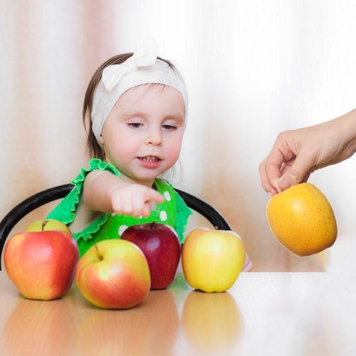 Việc trẻ biết đếm đánh dấu cột mốc phát triển não bộ.