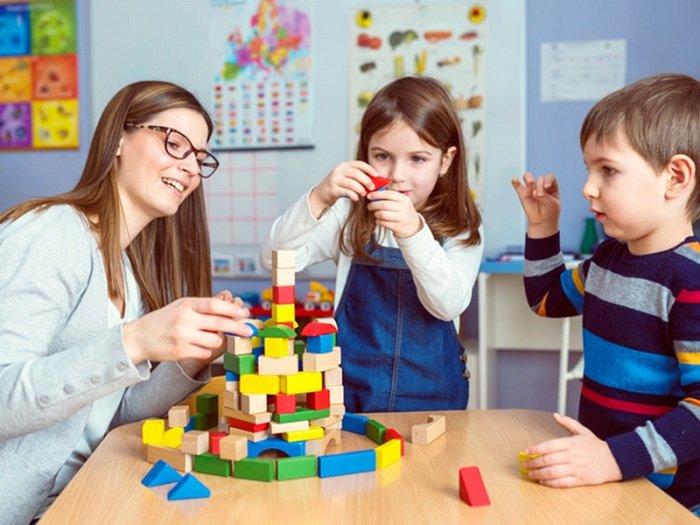 Phương pháp giáo dục STEAM giúp thúc đẩy khả năng sáng tạo của trẻ.