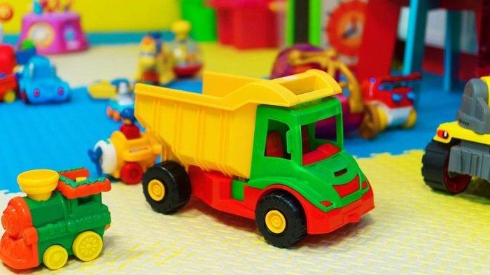 đồ chơi ô tô, Phthalate 2