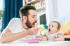Những điều bất ngờ mà trẻ 0-1 tuổi nhận thức được trong các bữa ăn