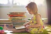 Những hoạt động để khuyến khích trẻ ham đọc từ khi chưa vào lớp 1