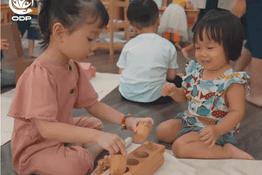 Cách hiệu quả nhất trong việc dạy trẻ kỹ năng chia sẻ | ODP FACTS