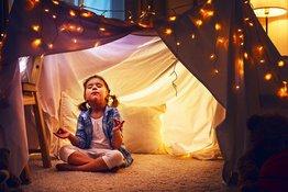 Tự dựng nhà - trò chơi phát triển khả năng sáng tạo cho trẻ 2-6 tuổi