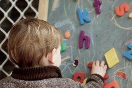 4 dấu hiệu của chứng khó đọc ở trẻ dưới 6 tuổi