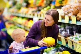 Giúp trẻ làm quen với toán học chỉ bằng chuyến đi siêu thị