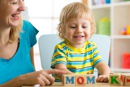 4 hoạt động hiệu quả để dạy trẻ đánh vần