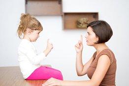 4 bí quyết trong việc sử dụng hệ quả để điều chỉnh hành vi của trẻ