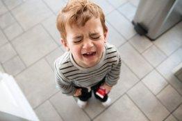Diễn biến những cơn cáu giận của trẻ nhỏ