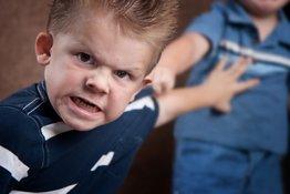 Bố mẹ nên làm gì khi trẻ có hành vi hung hăng?