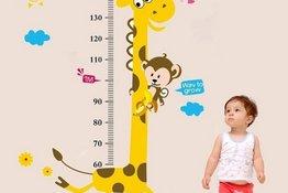Bảng chiều cao, cân nặng của trẻ và 6 yếu tố ảnh hưởng đến tầm vóc trẻ