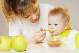 Khi nào cho trẻ ăn bột mặn và nguyên tắc chế biến bột mặn cho trẻ là gì?