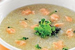 Cách nấu cháo cá hồi cho bé ăn dặm đảm bảo chất dinh dưỡng nhất