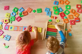 Cách dạy bé đếm từ 1 đến 10 hiệu quả mà không phải bố mẹ nào cũng biết