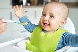 Cách tập cho bé nhai thức ăn hiệu quả
