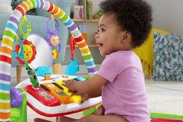 5 món đồ chơi thông minh cho bé dưới 1 tuổi bố mẹ nên mua