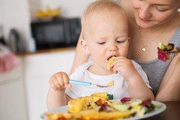 Bánh cho bé ăn dặm cách sử dụng bánh ăn dặm hiệu quả