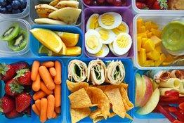 Các loại thực phẩm tăng sức đề kháng cho bé