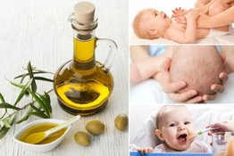 Các loại dầu ăn cho bé ăn dặm bố mẹ nào cũng cần biết