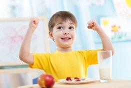 Xây dựng chế độ dinh dưỡng để tăng sức đề kháng cho trẻ: Dễ hay khó?