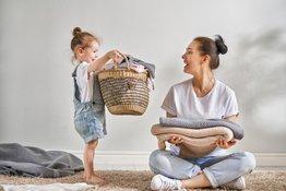 7 bí quyết dạy trẻ ngăn nắp từ khi còn nhỏ