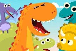 Dạy bé về khủng long giúp bé yêu khoa học và ưa khám phá