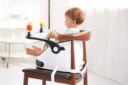 Có nên cho bé ngồi ghế ăn dặm ngay từ khi mới bắt đầu ăn dặm?