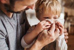 Cách giúp bé tiêu đờm không phải bố mẹ nào cũng biết