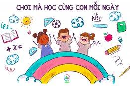 Dạy bé học chữ cái tiếng Việt bằng nối từ và nguyên âm