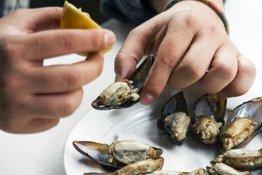 Trẻ bị dị ứng hải sản phải làm sao?