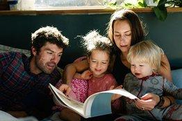 Tuyển tập thơ cho trẻ 2 tuổi hay bố mẹ đọc cho con nghe mỗi ngày