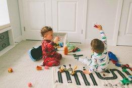 Giúp trẻ phát triển tư duy nhờ vui chơi