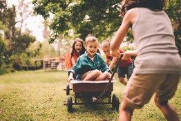 Gợi ý các hoạt động vui chơi kích thích tính sáng tạo của trẻ