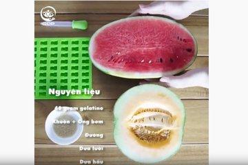 Cùng làm chip chip hoa quả cho bé   ODP PRACTICE