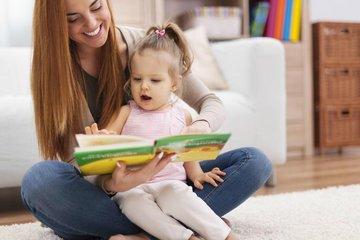 Cẩm nang đọc sách cho trẻ 12-18 tháng tuổi
