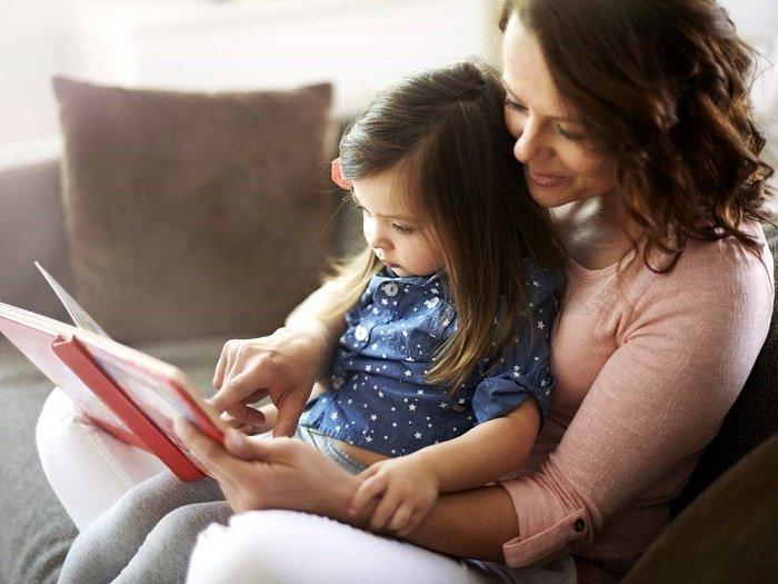 dạy bé tập đọc
