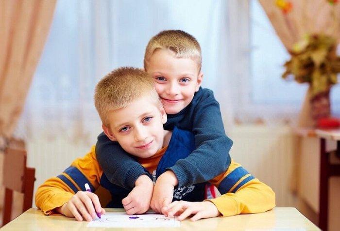 Nếu kiên nhẫn với trẻ tự kỷ, khả năng học tập của trẻ tự kỷ sẽ tiến bộ rất nhanh.