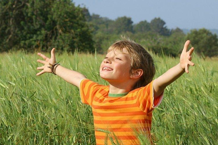 trẻ có tư duy tích cực