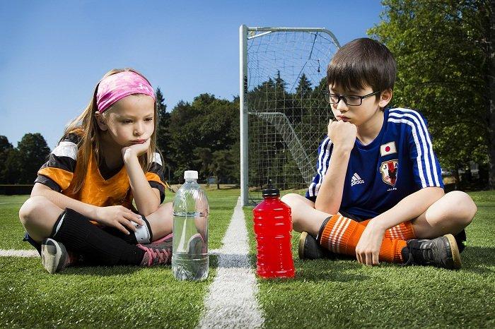 nước uống thể thao cho trẻ