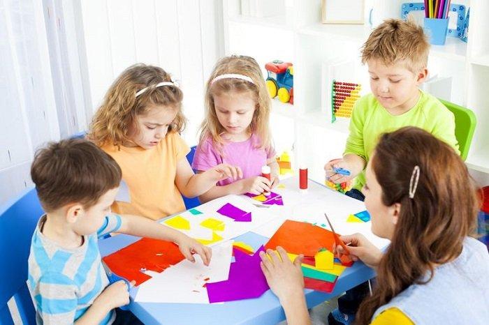 Lớp học áp dụng phương pháp Reggio Emilia