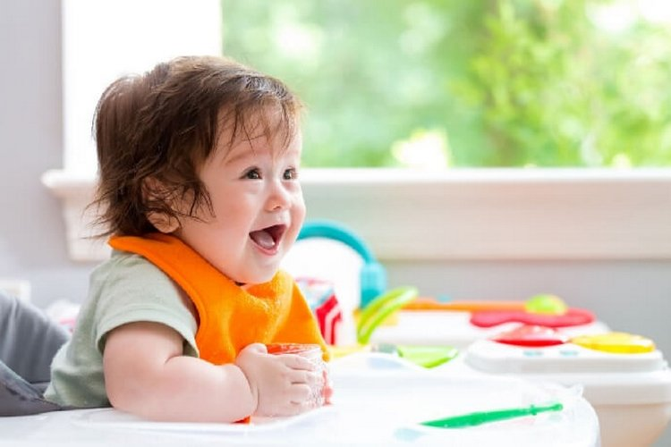 ăn dặm kiểu nhật cho bé 6 tháng