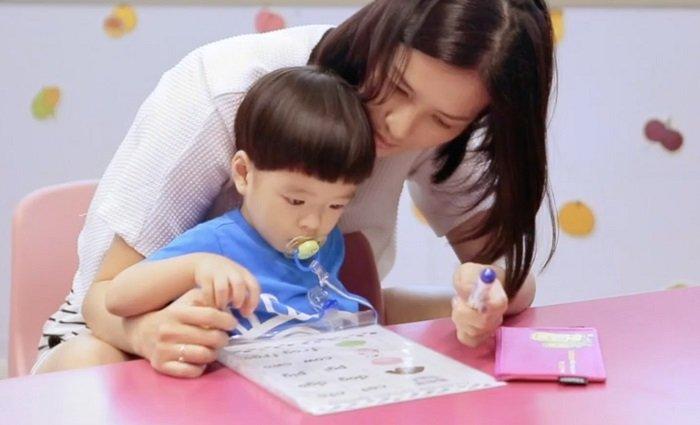 Mẹ dạy con theo phương pháp Shichida