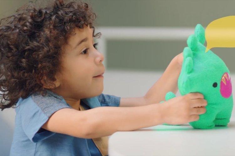 giúp bé hết sợ hãi bằng cách làm quen với những thứ bé sợ với hình dạng đáng yêu hơn