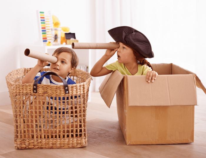 Phát triển trí tưởng tượng của trẻ bằng nhiều hoạt động