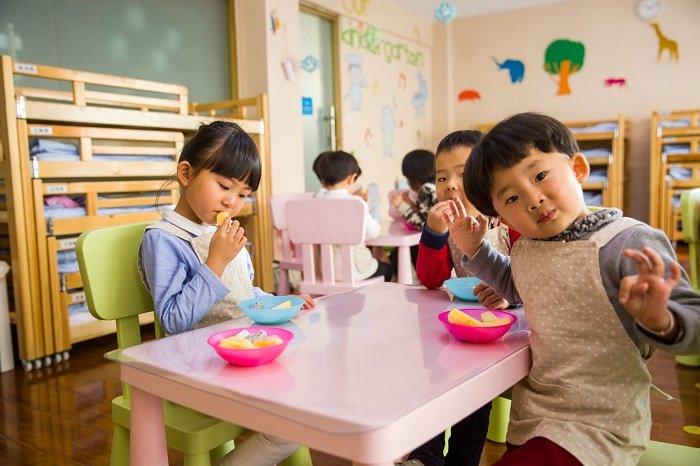 dạy kỹ năng sống cho trẻ 5 tuổi